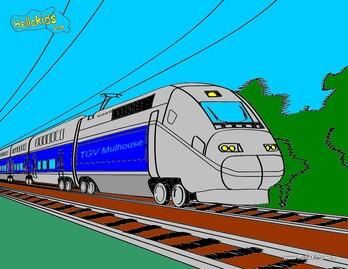 train fabien