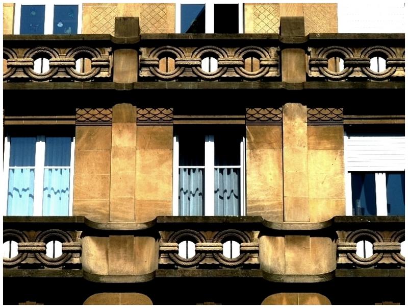 Metz / Quelques balcons / 2...