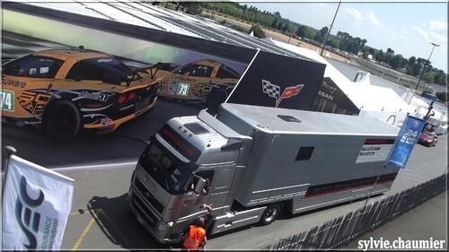 les préparatifs des 24 Heures du Mans 2013