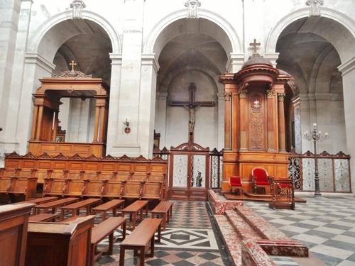 La Roçelle: autour de la cathédrale (photos)