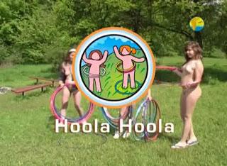 Naturist Freedom - Hoola Hoola.