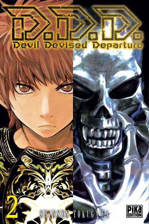 Devil devised departure - Tome 02 - Shinsen Tokugawa