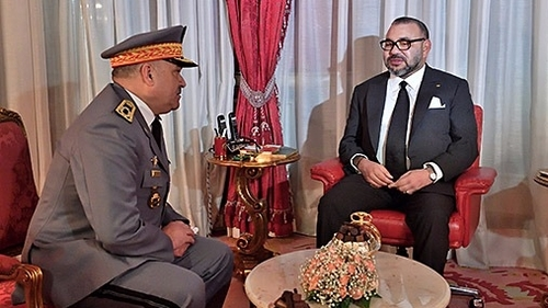 Qui est Mohamed Haramou, le nouveau patron de la Gendarmerie royale?