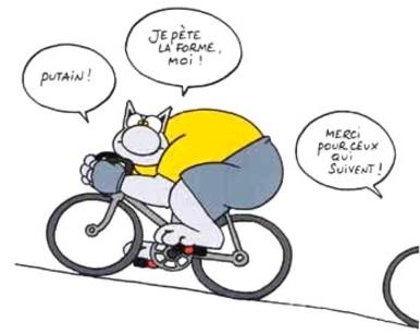 Les vices de la vertu vélocipédique