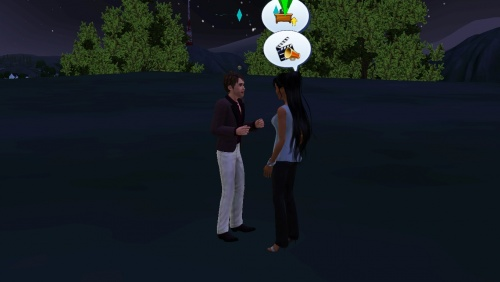 Chapitre 2: Promos et .... Amour?