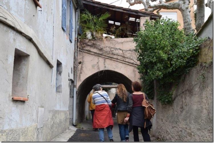 Balade découverte La Pomme – Les Comtes - Saint-Marcel – La Valbarelle