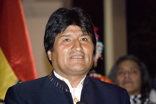La CNN tisse un complot contre le président Morales?
