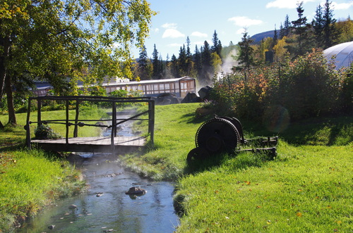 Jour 12 - Chena Hot Springs