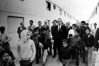 En finir avec les bidonvilles. Immigration et politique du logement dans la France des Trente Glorieuses