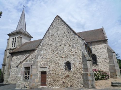 église de Saint-Martinien
