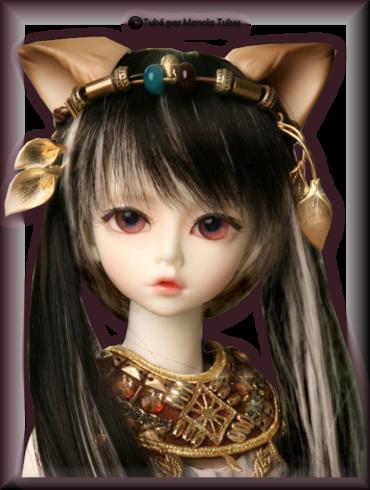 Tubes dolls 2963