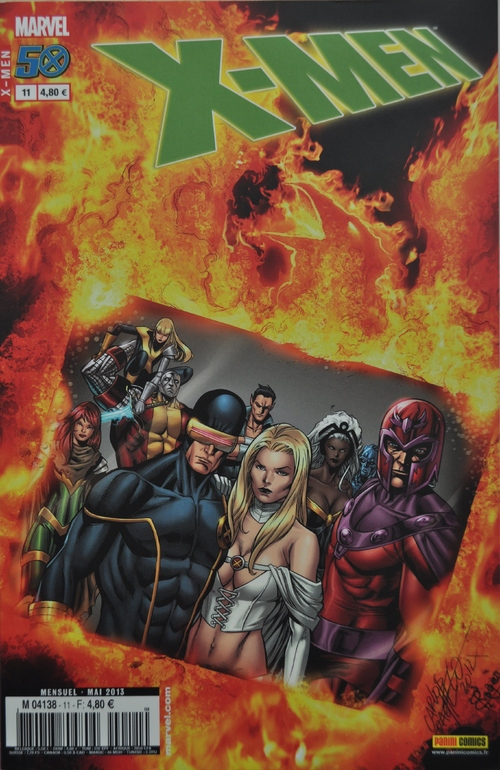 X-Men 11 : Epilogue