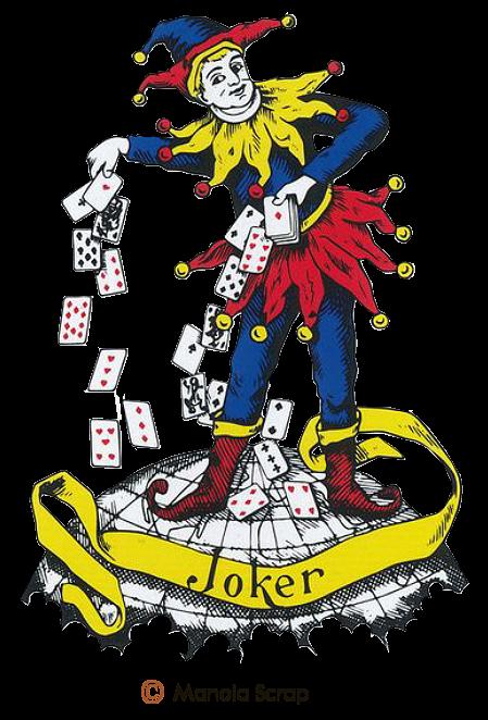 Joker page 1