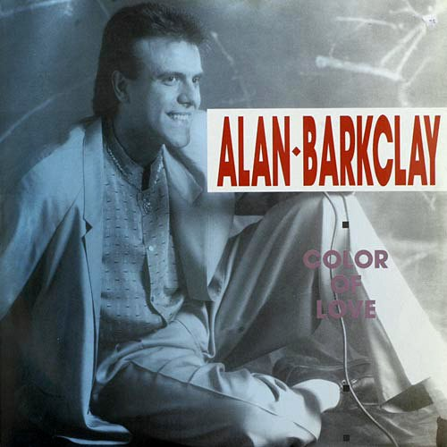Alan Barcklay - Color Of Love (1989)