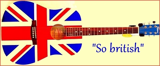 """So british"" , en musique"