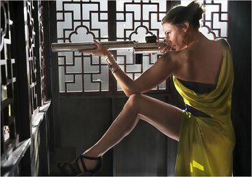 Mission: Impossible - Rogue Nation : Photo Rebecca Ferguson