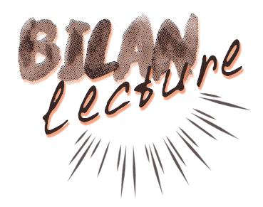 Pause lecture n°12 (aout / septembre)