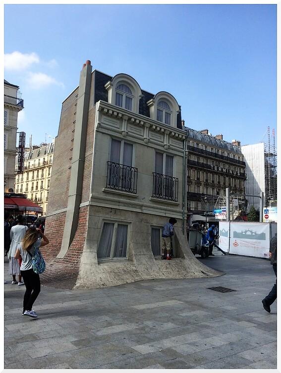 Paris. Gare du Nord.