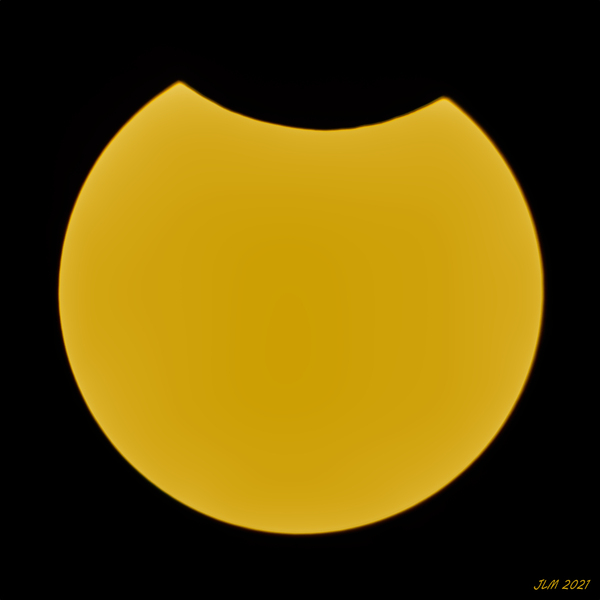 partial Eclipse (of the heart ?)