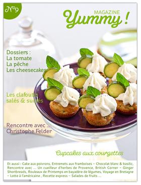 Yummy Magazine N° 9