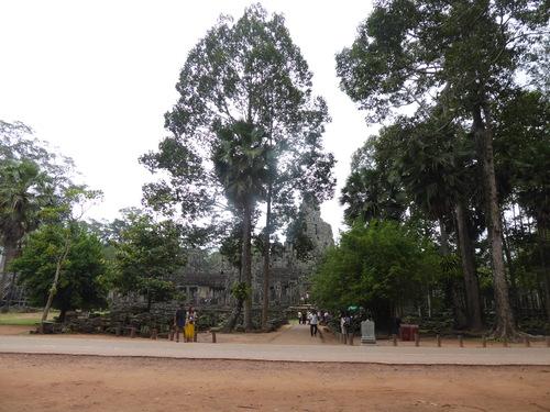 J13, Siem Reap, les temples d'Angkor, 3,Cambodge