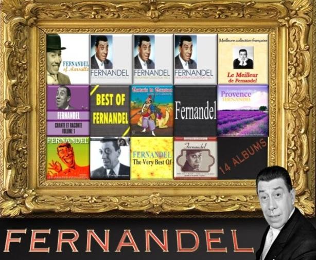 14 Albums De Fernandel mp3 IDX