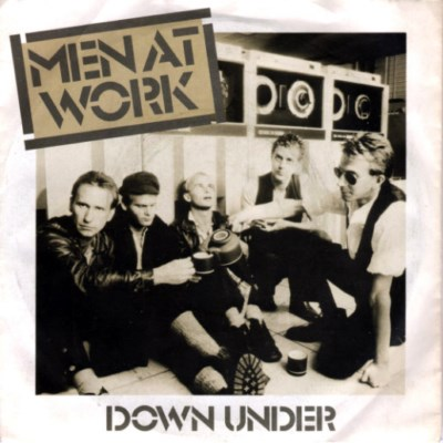 Men At Work - Down Under - 1981
