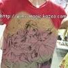 T-shirt wiinx rose