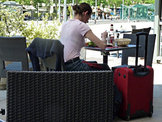 Restaurant Gare de Metz 14 06 2010