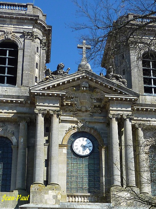 Cathedrale St Mammes-Langres-1
