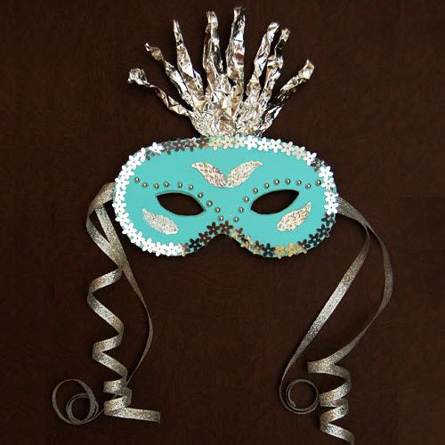 Idée Pinterest : Masque carnaval