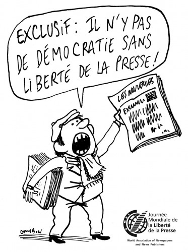 La France et SA liberté de la presse ...