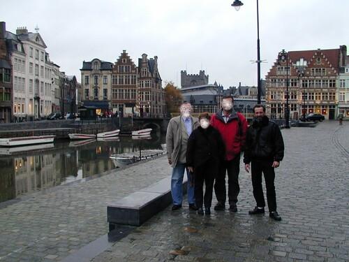 Souvenirs de voyages, Belgique