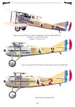 Planches couleurs Aviation 1ère G.M