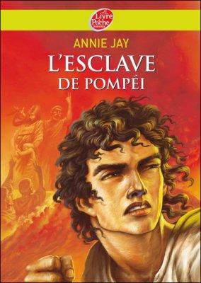Annie Jay, L'esclave de Pompéi