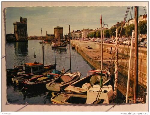 La Rochelle anées 70