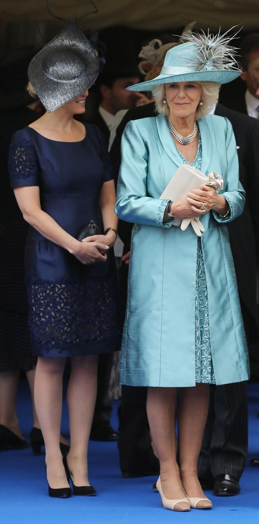 Camilla et Sophie aussi