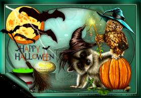 * Happy Halloween *
