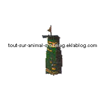Meubles animal crossing