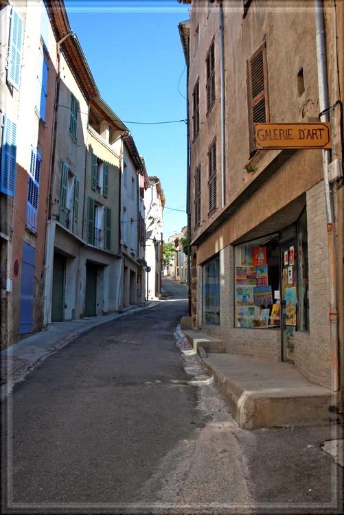 Village de Valensole