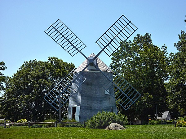Cape Cod Jonathan Young Wind Mill
