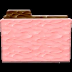chocolat noir et rose