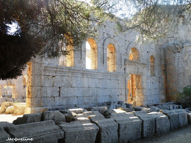 Saint Siméon, Syrie