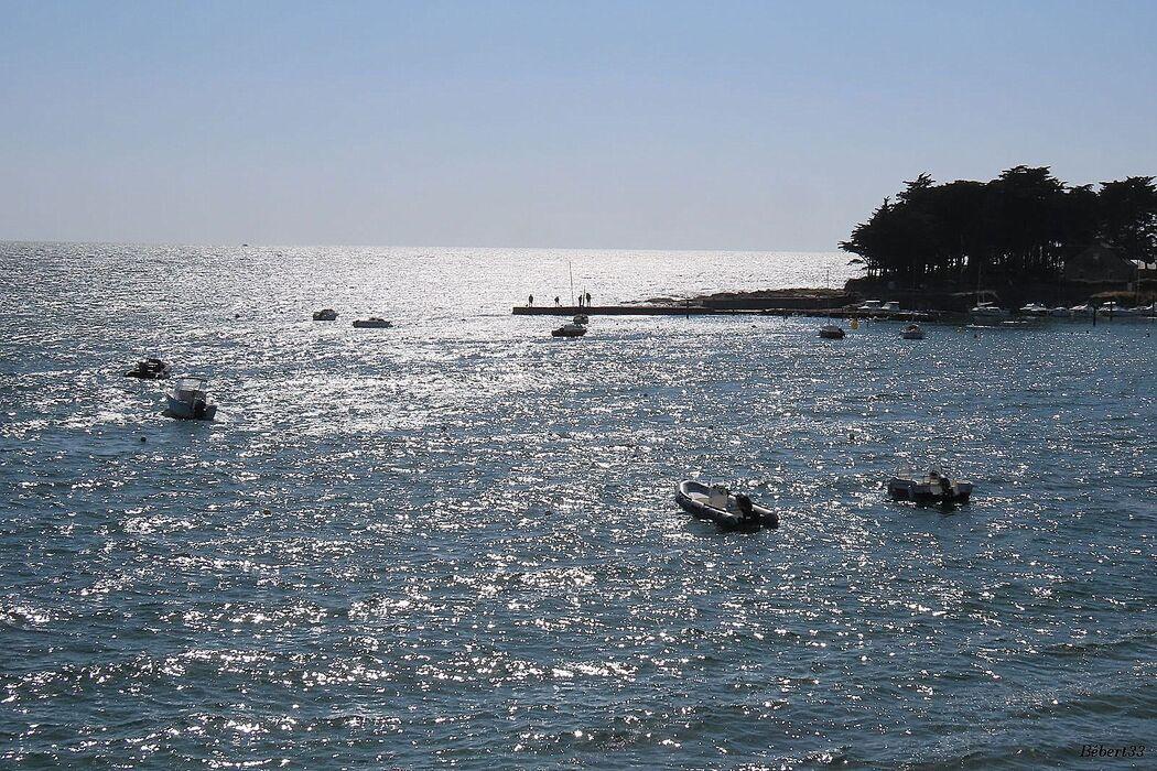 Randonnée autour de Piriac sur mer -3