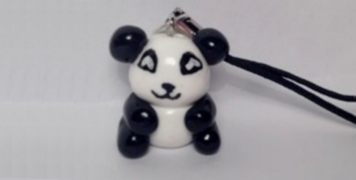 Strap de portable panda