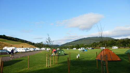 Ecosse, circuit, étapes, aires et campings