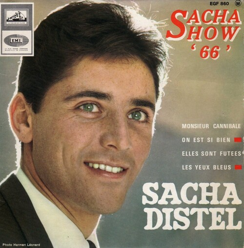 Sacha Distel - Monsieur Cannibale 01