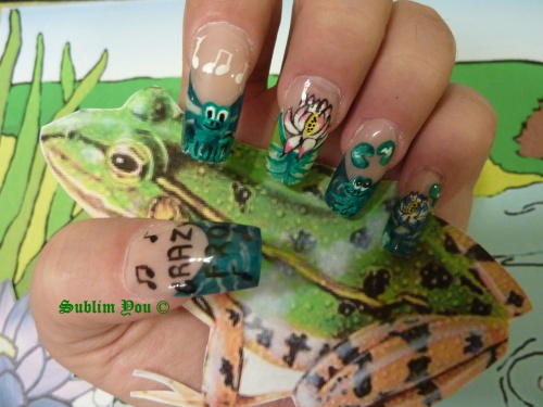 concours mister froggy nails