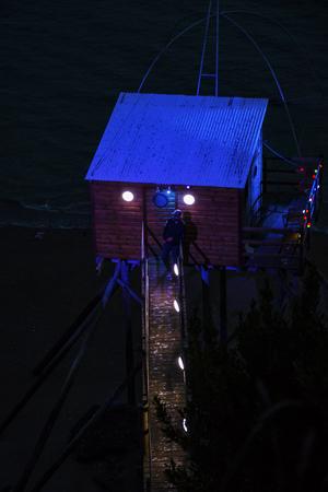 La nuit des pêcheries ...