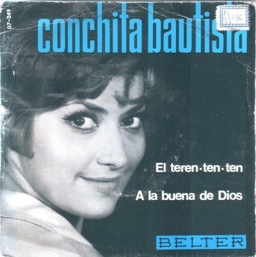 Conchita Bautista - A La Buena De Dios